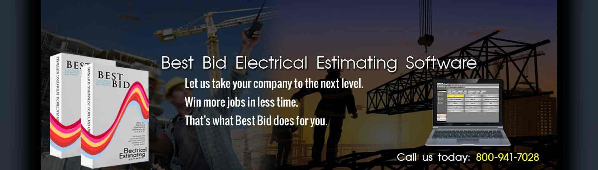 bestbid-electrical-estimating-software