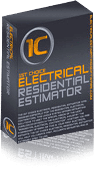 1st Choice Electrical Residential Estimator